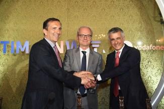 TIM e Vodafone insieme danno vita alla principale towerco italiana