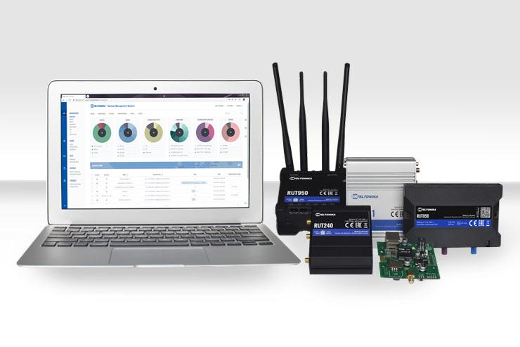 Arrow distribuisce i prodotti IoT di Teltonika nell'area Emea