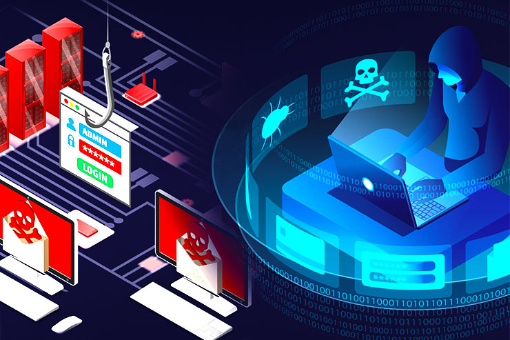 Il cybercrime è sempre in attività