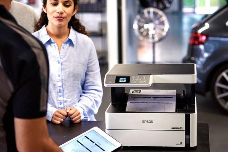 Epson ET-M2170, stampa veloce e TCO ridotto per il piccolo ufficio