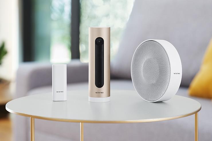 Da Netatmo un sistema intelligente per la sicurezza della casa