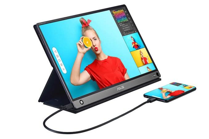 È arrivato anche in Italia il nuovo Asus ZenScreen Touch