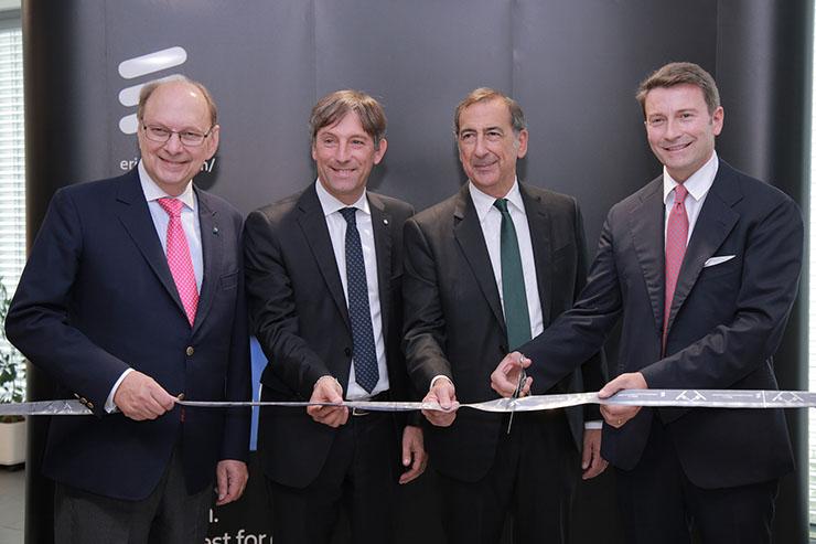La sede Ericsson di Milano? Plastic free e ridotte emissioni