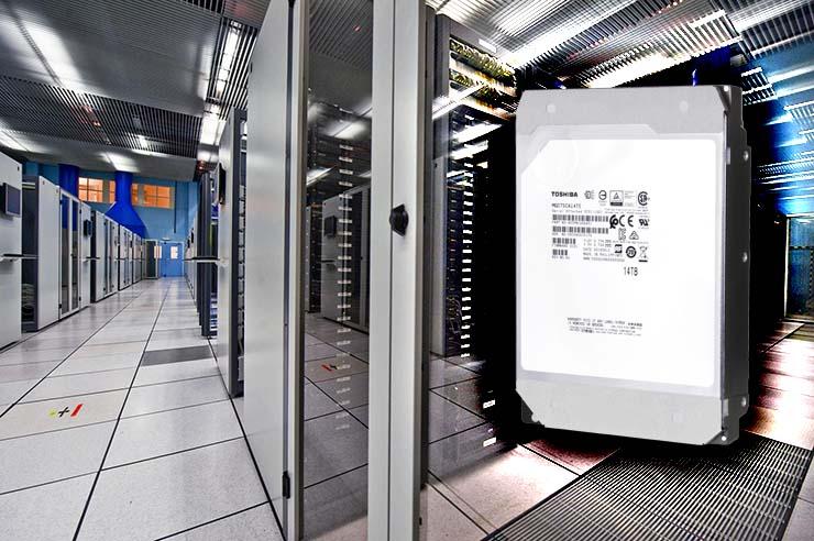 Lo storage Toshiba supporta la rapida evoluzione del CERN
