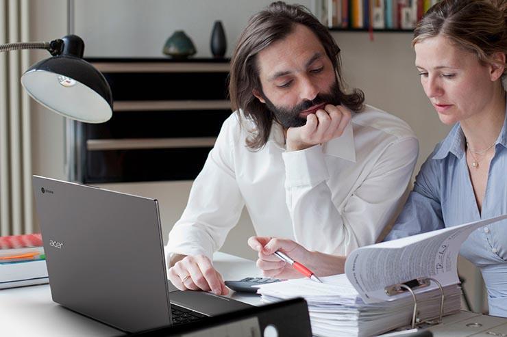 Acer Chromebook Enterprise, veloci e sicuri per le aziende