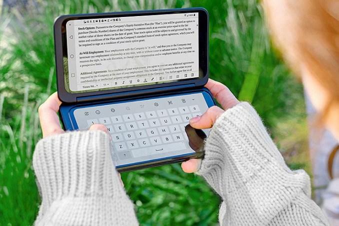 LG G8X ThinQ è ora disponibile presso i rivenditori selezionati