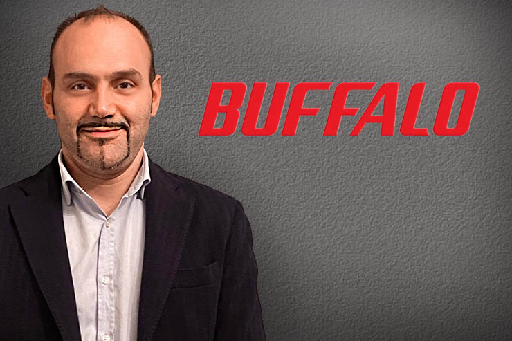 Buffalo, Michelangelo Di Ianni nominato Channel Account Manager