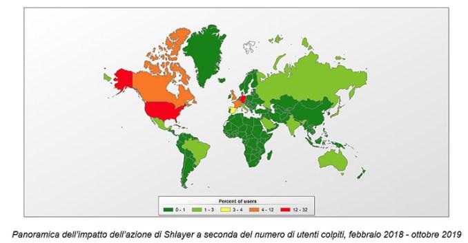 Malware Shlayer, allarme da Kaspersky per gli utenti macOS
