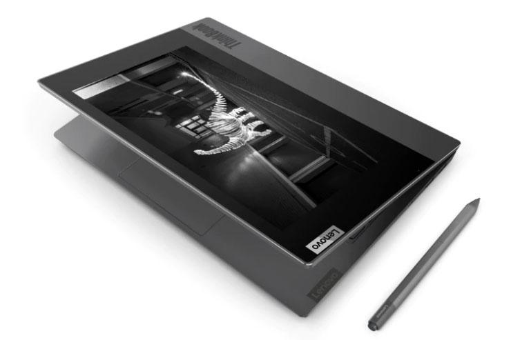 Lenovo ThinkBook Plus modernizza il multitasking