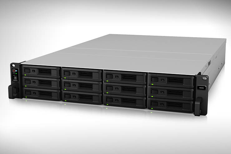 Synology SA3600, storage on-site con scalabilità Petabyte