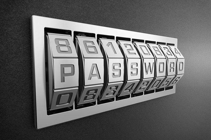 Password in crescita