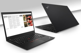Sicurezza e autonomia per i mobile worker: Lenovo ThinkPad T495s