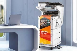 OKI MC883, il multifunzione smart per stampe di qualità