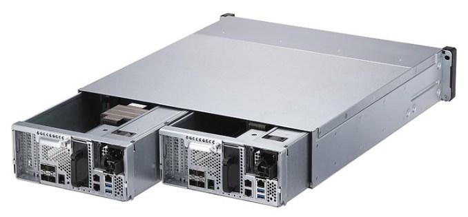 QNAP ES2486dc, storage enterprise high-availability dual controller