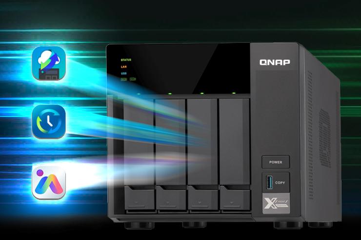 Resilienza dei sistemi e backup efficaci, le soluzioni QNAP