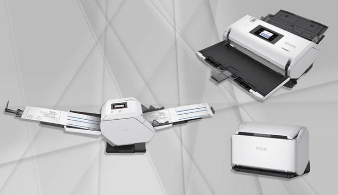 Aziende sempre più digital, gli scanner Epson si adeguano