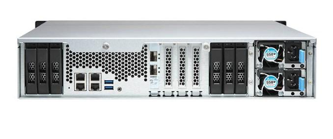 QNAP TS-1886XU-RP tiering automatico per l'industry