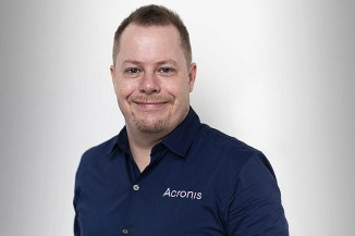 Acronis, Candid Wüest nominato VP Cyber Protection Research