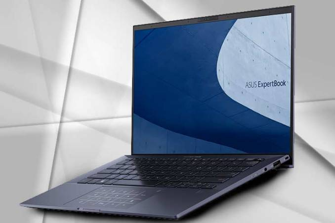 ExpertBook B9, arriva in Italia il notebook business di Asus
