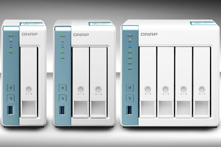 Storage e backup per Soho e Home, ci pensa QNAP TS-x31K