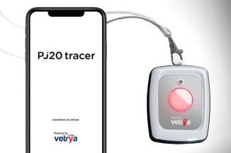 Vetrya Pj20 Tracer, monitoraggio e salute dei dipendenti