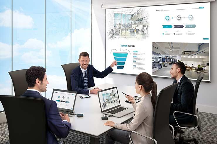 Meeting e presentazioni semplificati