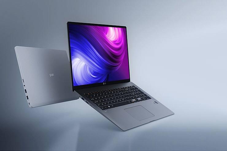 Notebook ultraleggeri LG gram