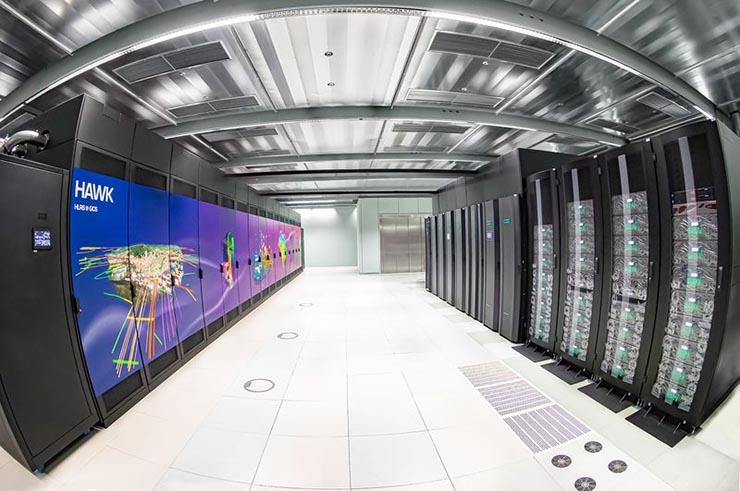 Come è fatto un supercomputer