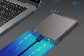 Dispositivo di archiviazione portatile