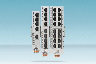 Switch ethernet industriali