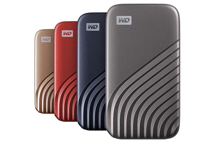 Storage mobile SSD