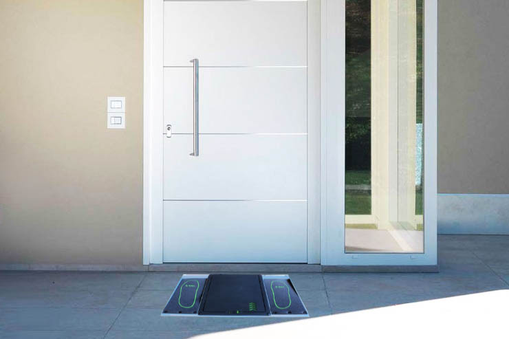 La sicurezza comincia dalla porta di casa