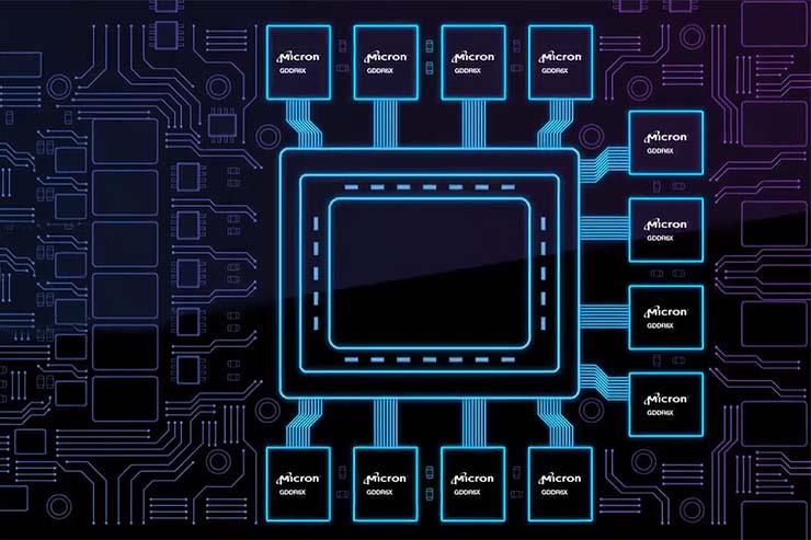GDDR6X per GeForce RTX