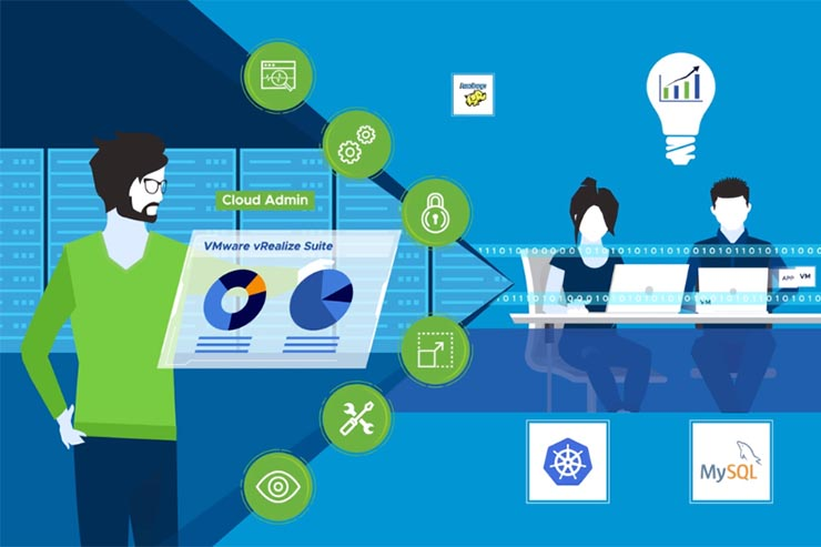 Partnership VMware e Alperia