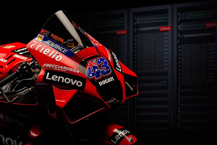 Ducati Lenovo Team