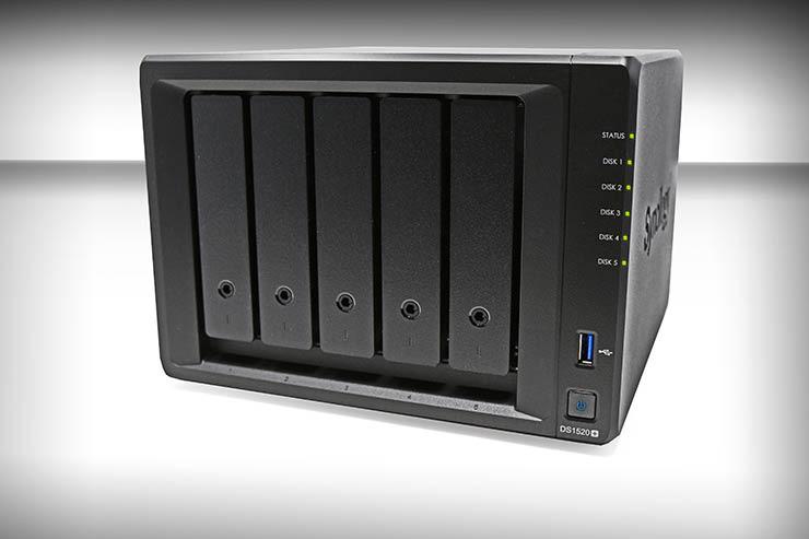 NAS storage