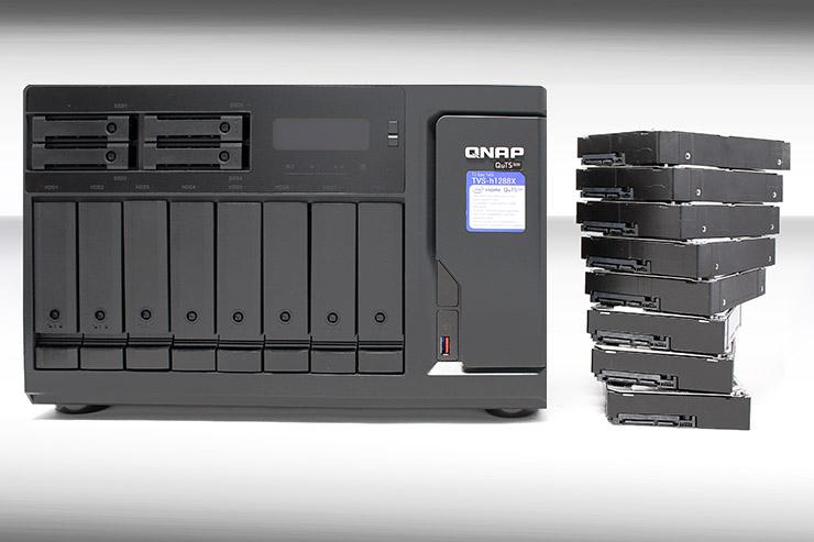 NAS QNAP TVS-h1228X