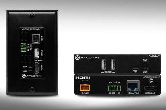 Estensore HDMI e USB a parete