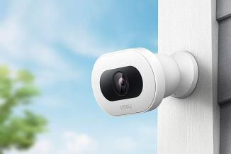 formato 4k Knight telecamera di sicurezza smart