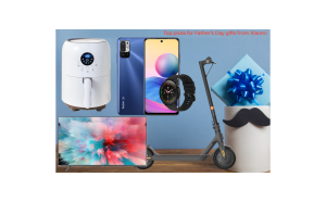 Top Picks for Father's Day gifts from Xiaomi