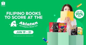 Here are the Best Filipino Books You can Score at the Aklatan Book Fair on Shopee
