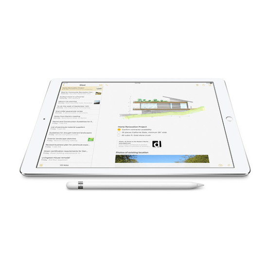 Pencil for iPad pro