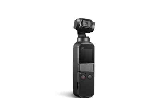 DJI Osmo Pocket Stabilization