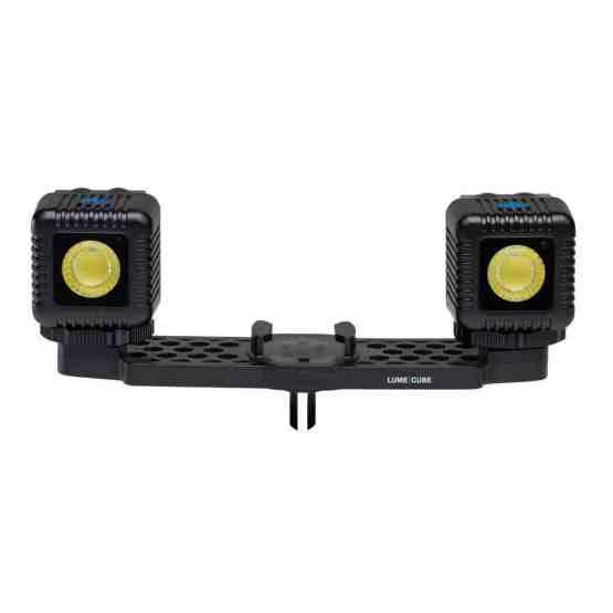 LUME CUBE GoPro Dual Mount Arm