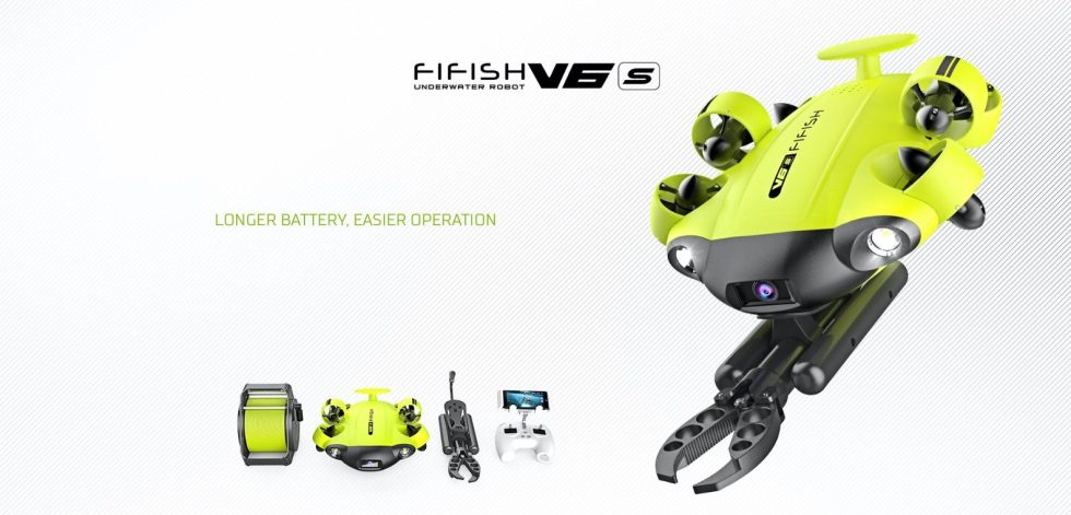 Qysea Fifish V6S
