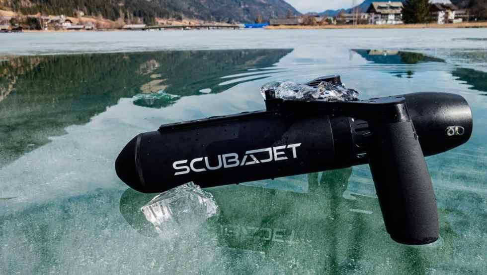 υποβρύχιο scooter