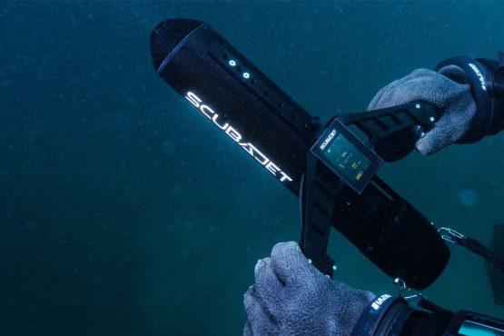 SCUBAJET PRO Dive Controller