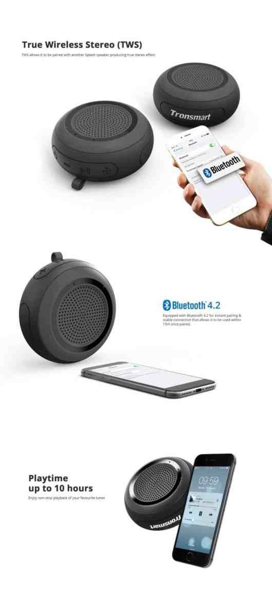 Tronsmart Splash Bluetooth