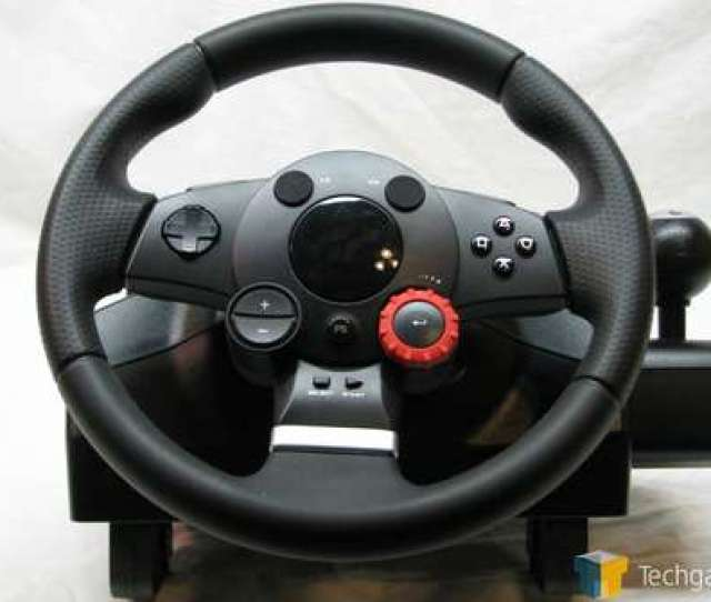 With Three Full Revolutions From Lock To Lock The Driving Experience Is Definitely Enhanced Over The Standard Fare Gaming Wheel