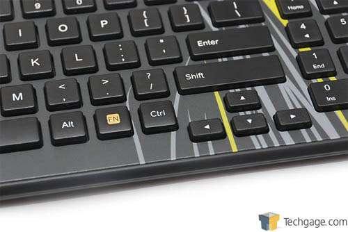 Logitech Wireless Keyboard K360 Review Techgage
